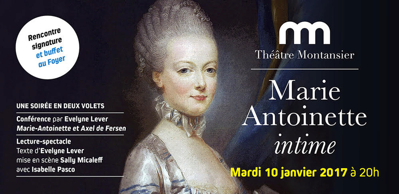 Marie Antoinette intime au théâtre Montansier Zzzzw211