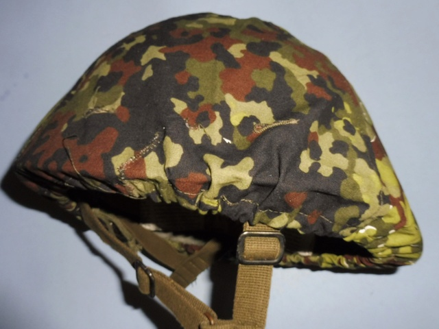 Early Flecktarn Camo  Fleckt10