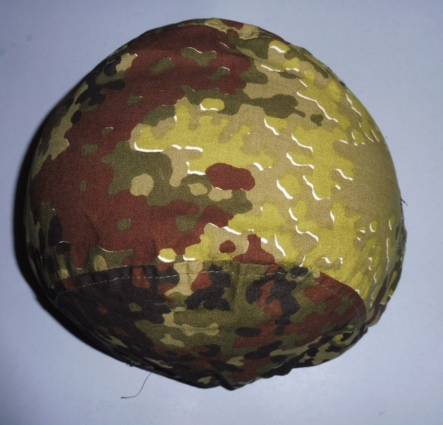 Early Flecktarn Camo  Fleckt14