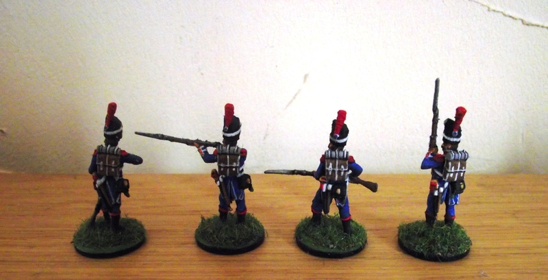 La Grande Armée au 1/72 . Dscf0010