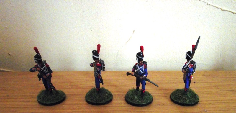 La Grande Armée au 1/72 . Dscf0011