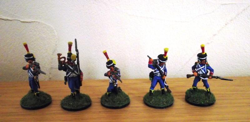 La Grande Armée au 1/72 . Dscf0013