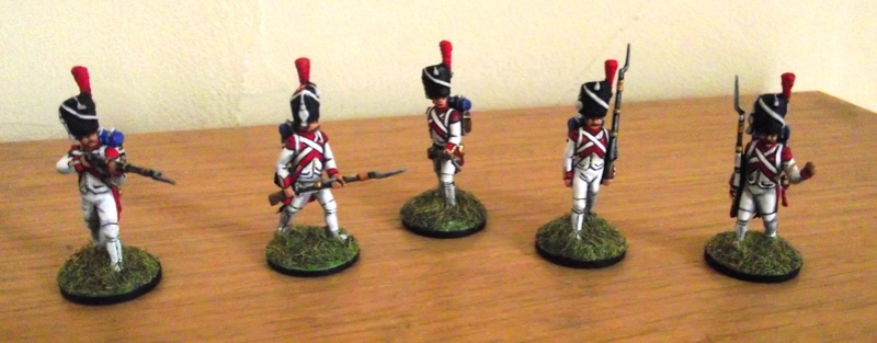 La Grande Armée au 1/72 . Dscf0023