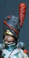 Grenadier de la ligne 3ème Rgt 1806 MM54mm Dscn6710