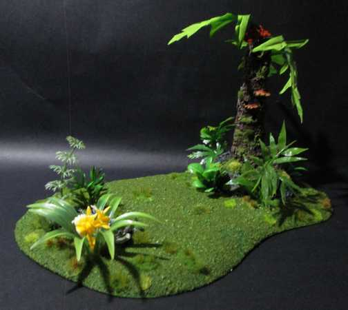 """Différents décors, figurines et accessoires pour """"Congo"""" ! Dycor_22"""