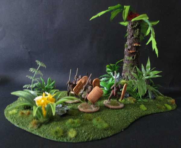 """Différents décors, figurines et accessoires pour """"Congo"""" ! Dycor_24"""