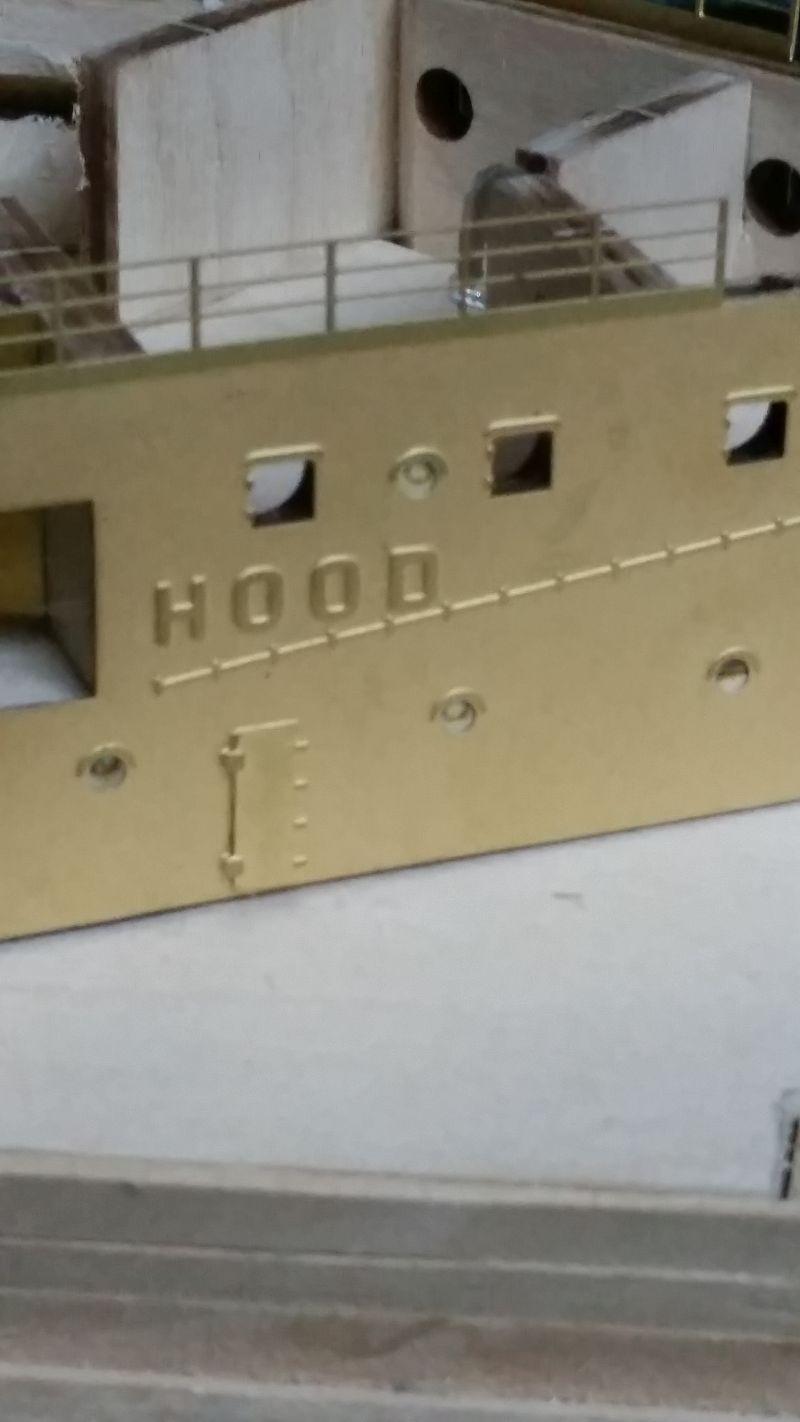 HMS HOOD 1:200 von Hachette gebaut von arrowsmodell - Seite 4 20170104