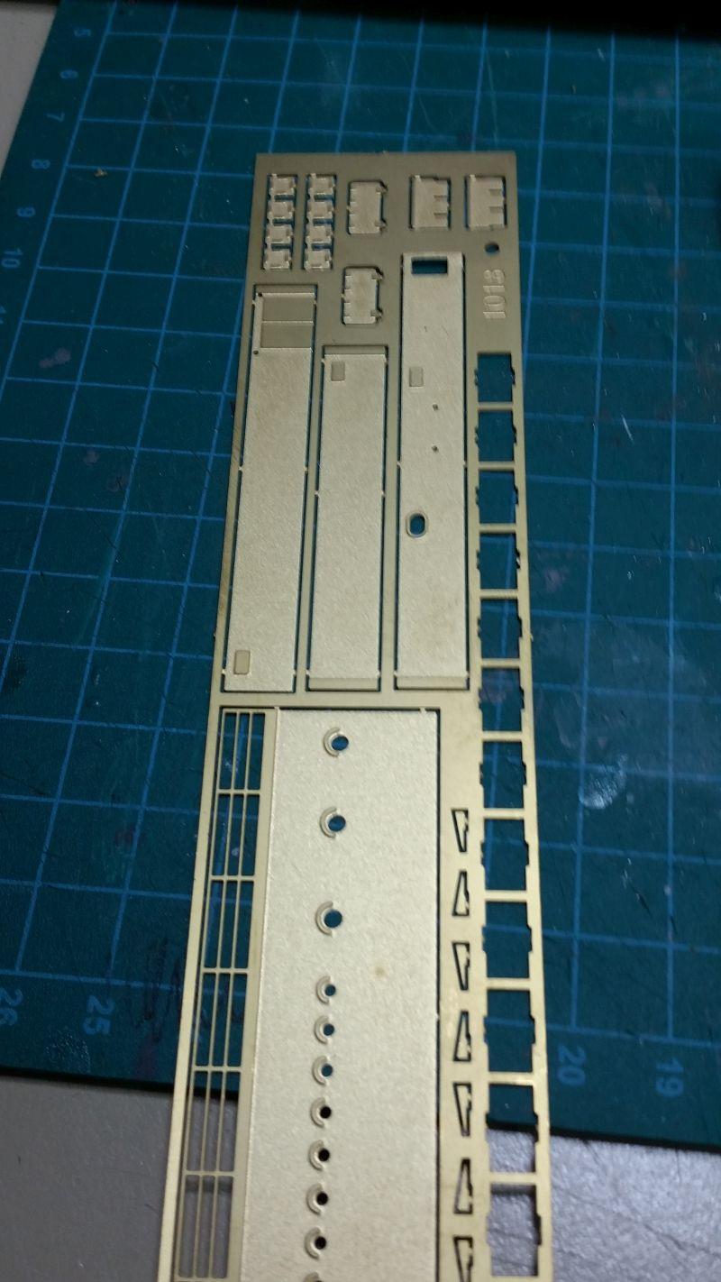 HMS HOOD 1:200 von Hachette gebaut von arrowsmodell - Seite 4 20170118