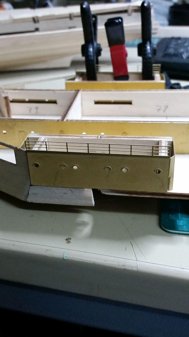 HMS HOOD 1:200 von Hachette gebaut von arrowsmodell - Seite 4 20170182