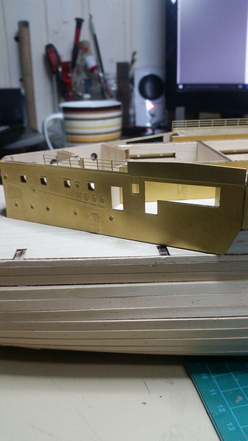 HMS HOOD 1:200 von Hachette gebaut von arrowsmodell - Seite 4 20170184