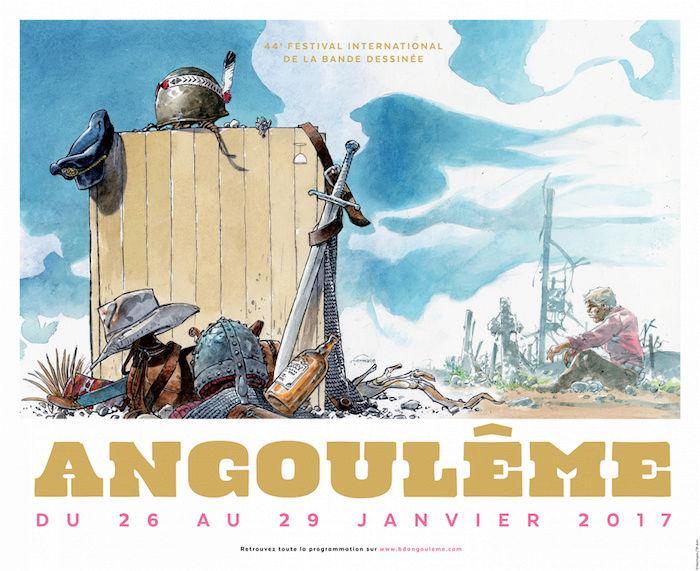 Festival International de la Bande Dessinée - Angoulême - Page 2 A44