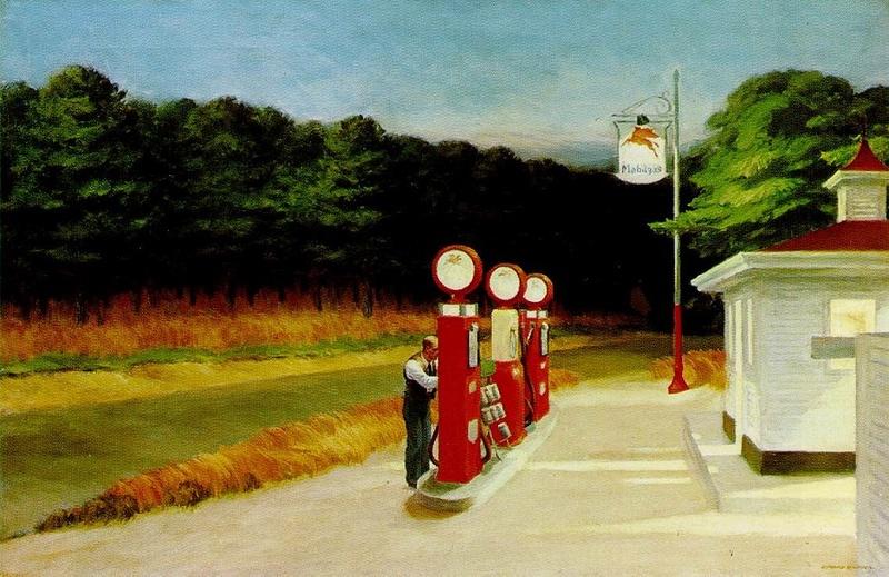 La Peinture américaine des années 1930 (musée de l'Orangerie) A45