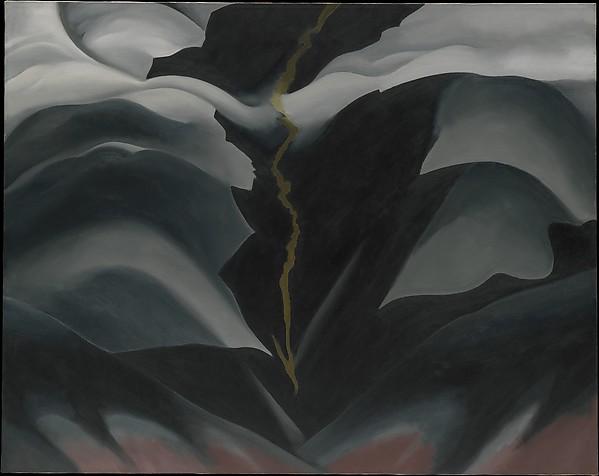 keeffe - Georgia O'Keeffe [peintre] - Page 3 A49