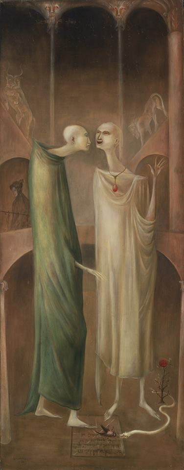 Leonora Carrington [peintre] A80