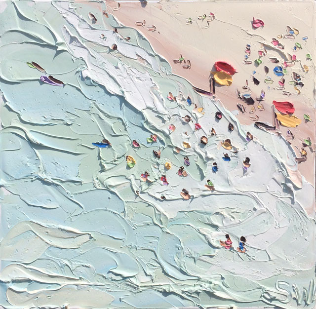 La Plage : Artistes peintres, illustrateurs, photographes... - Page 8 Aaaaaa12