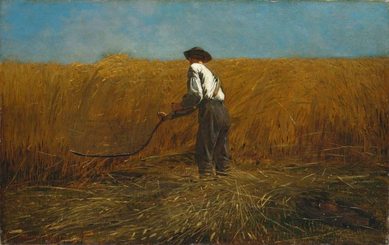 Winslow Homer [peintre] Homer_10