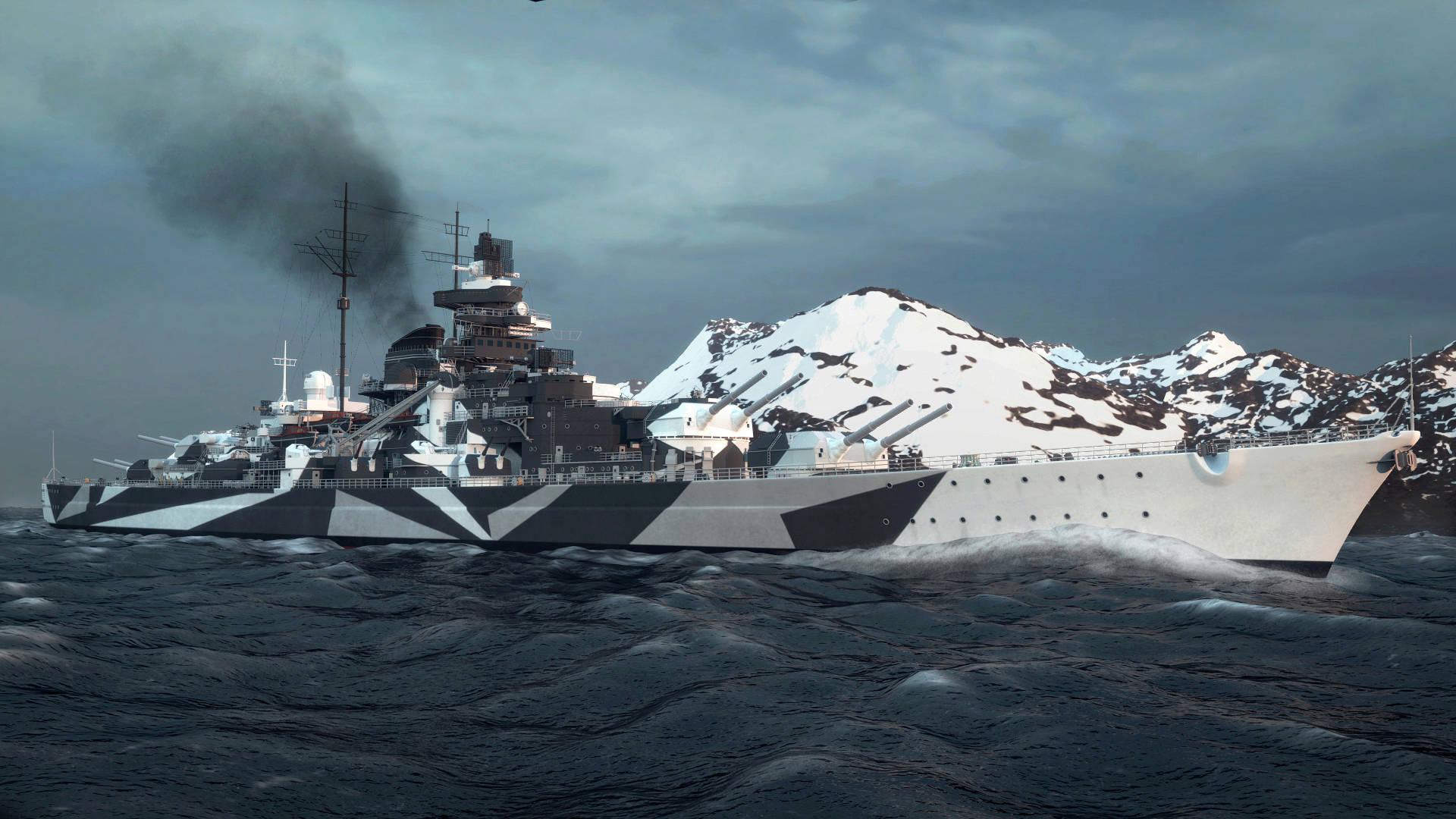 Tirpitz Revell au 1x350 avec PE Tirpit10