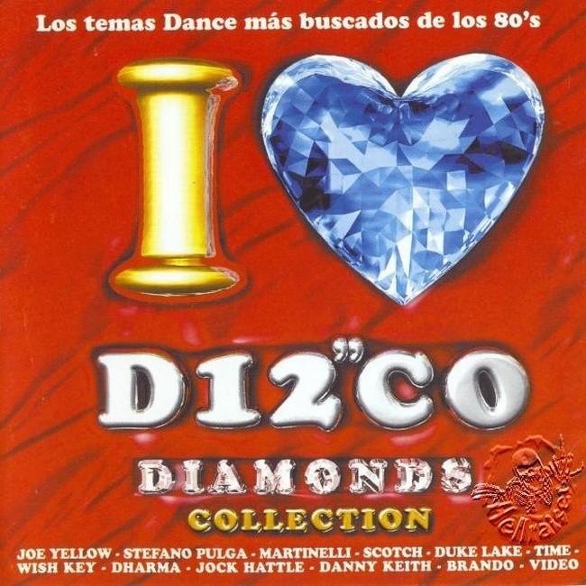 I Love Disco Diamonds (VOL.1 a 50){FLAC} Front10