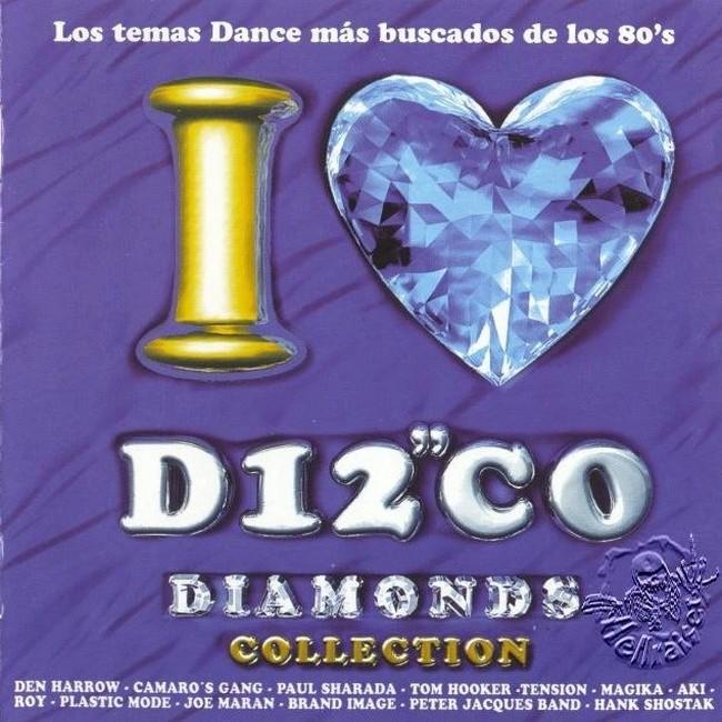 I Love Disco Diamonds (VOL.1 a 50){FLAC} Front11