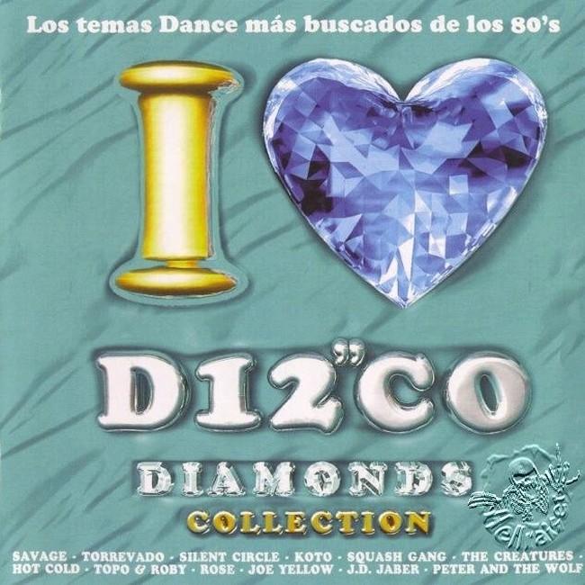 I Love Disco Diamonds (VOL.1 a 50){FLAC} Front12