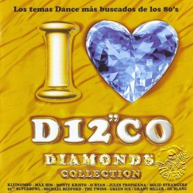 I Love Disco Diamonds (VOL.1 a 50){FLAC} Front13