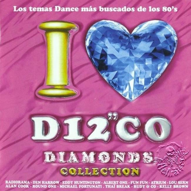 I Love Disco Diamonds (VOL.1 a 50){FLAC} Front16