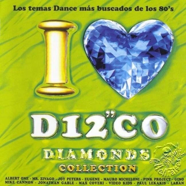 I Love Disco Diamonds (VOL.1 a 50){FLAC} Front17