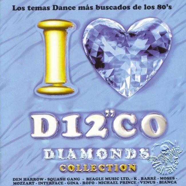 I Love Disco Diamonds (VOL.1 a 50){FLAC} Front18