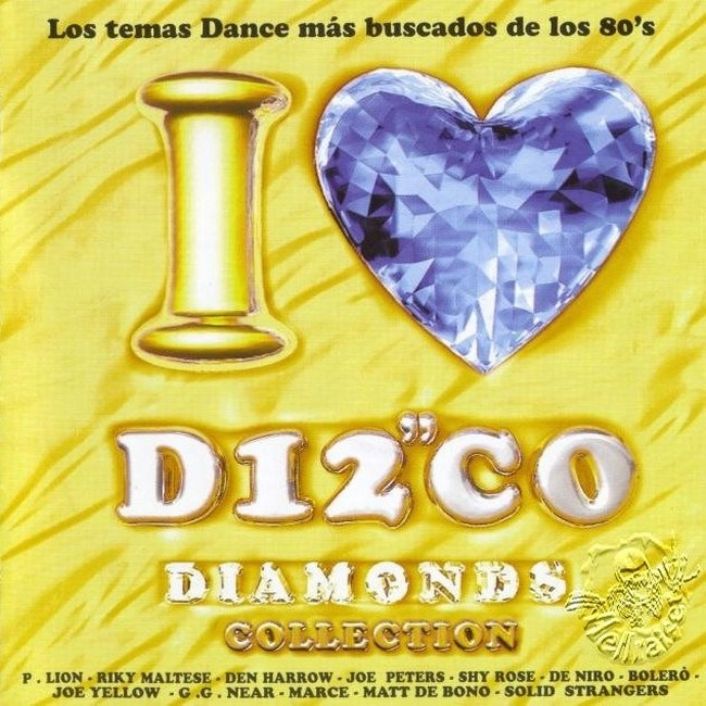 I Love Disco Diamonds (VOL.1 a 50){FLAC} Front19