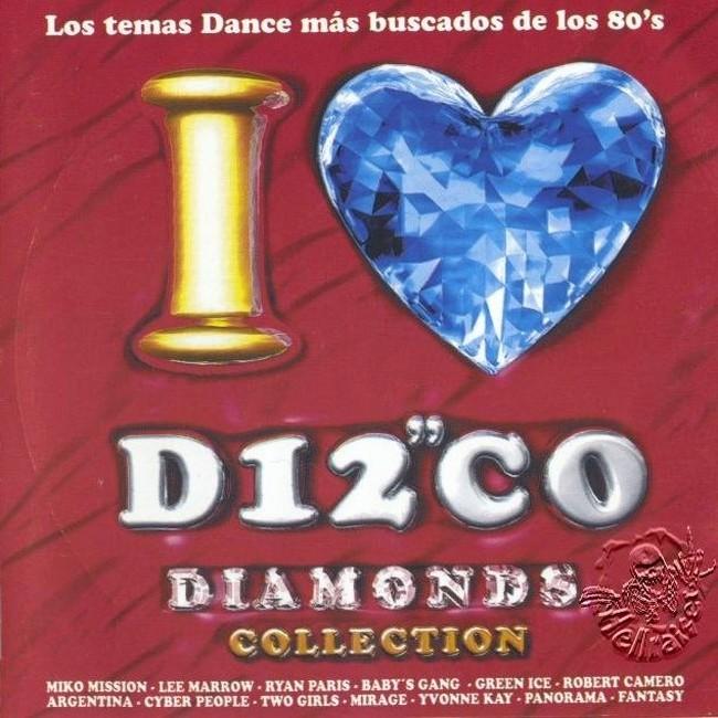 I Love Disco Diamonds (VOL.1 a 50){FLAC} Front20