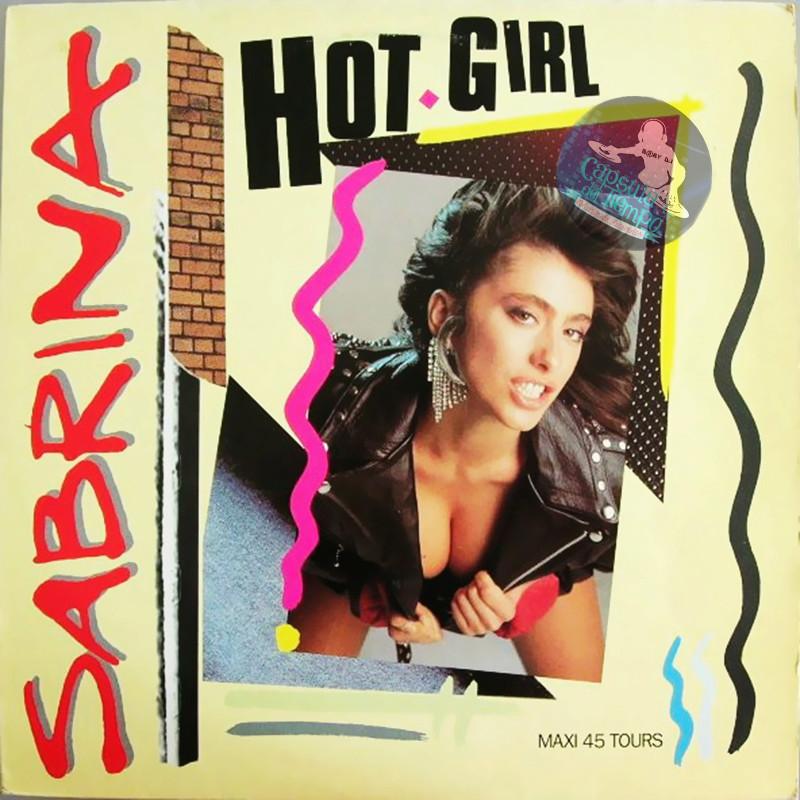 Sabrina-Hot Girl (12' Vinil)[1987] Fronta12