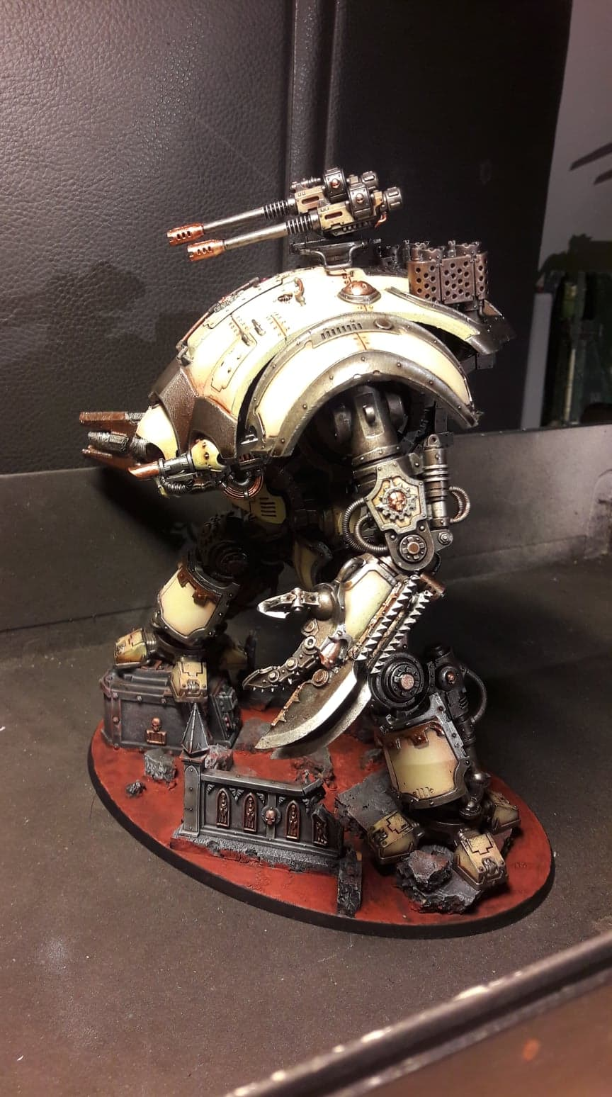 [fini] (Wedge / Freelancer mechanicus)   IK perceptor 460pts 51221410