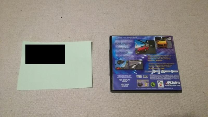 (EST] White Label Dreamcast Vanish15