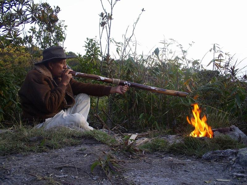 "En Busca del  ""YIDAKI "" (Didgeridoo ) 16422410"