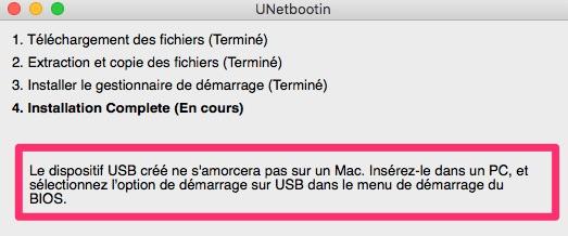 Tuto comment utiliser une clef Linux avec Clover  Unetbo10