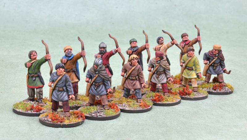 Britons pour Aetius & Arthur par Hobbyone Archer10