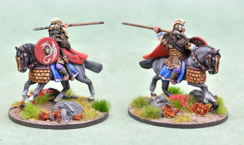 Britons pour Aetius & Arthur par Hobbyone Arthur11