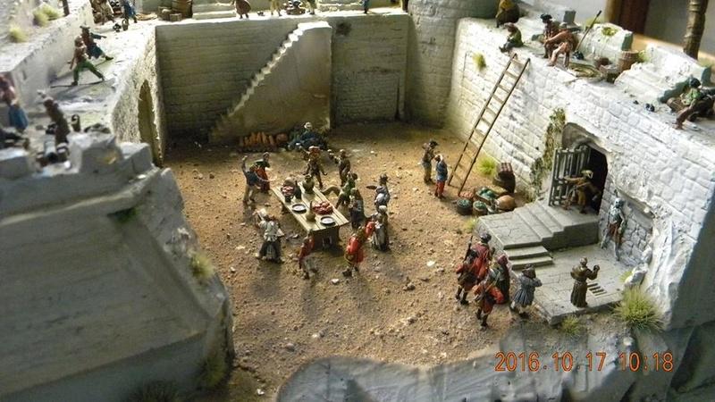 pirates des caraibes 1/72 eme Papi310