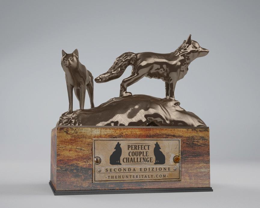 [CONCLUSA] Competizioni Ufficiali theHunterItaly - Perfect Couple challange II ED. - Coyote Bro00010