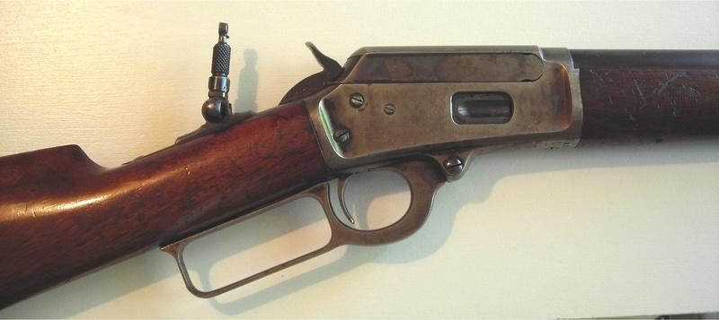 boite ancienne de cartouches Winchester 32/40 Marlin12