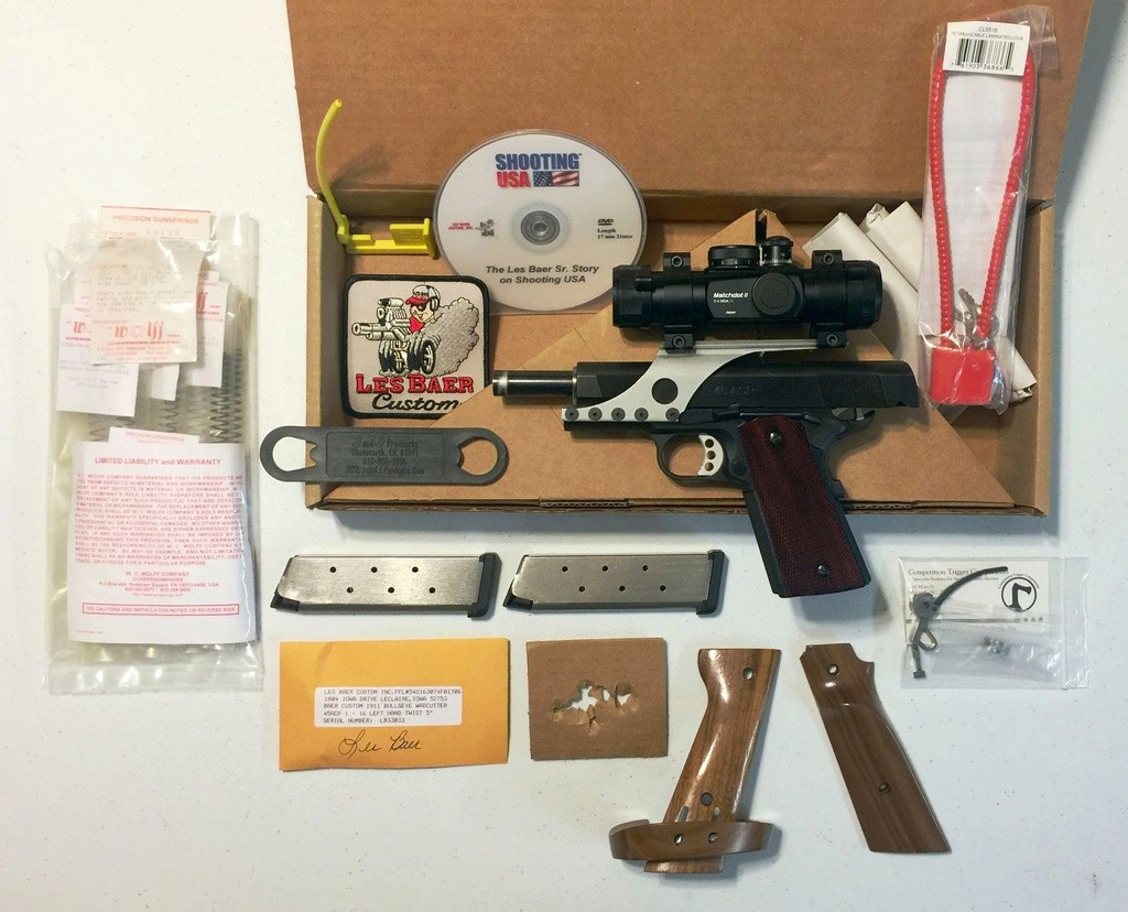 SOLD: Les Baer .45 Wad Gun Kit. Les_ba16