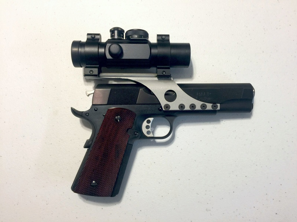 SOLD: Les Baer .45 Wad Gun Kit. Right_16