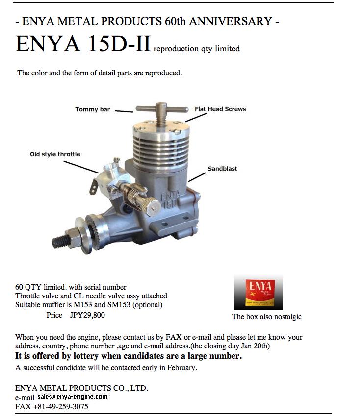 Enya .15 diesel MK II Pictur10