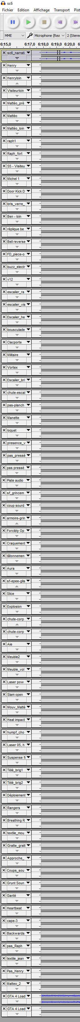 Chapitre audio La Meute par le FFF : Après l'heure, c'est plus l'heure - Page 2 Fou10