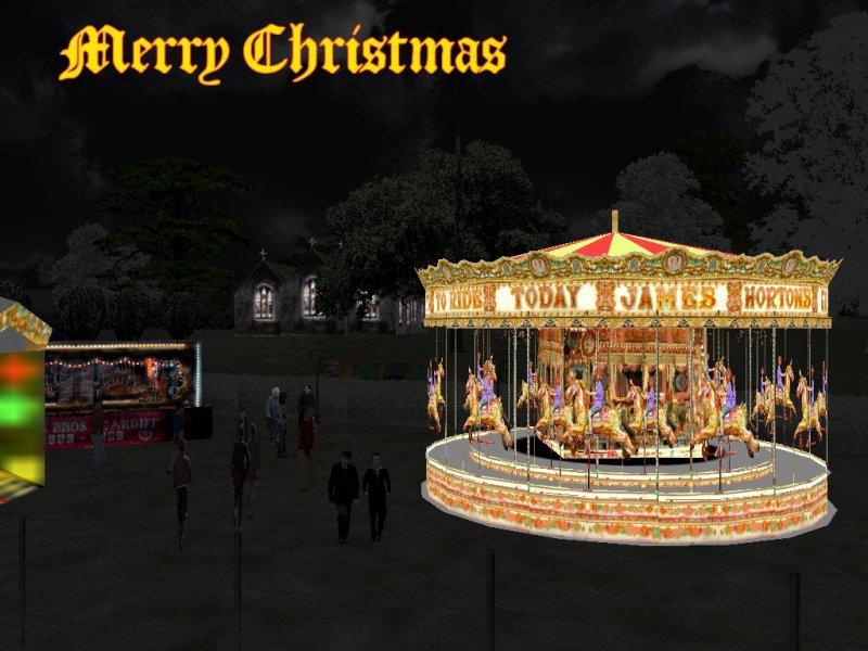 2016 Christmas Greeting to everyone on TSSH Christ10