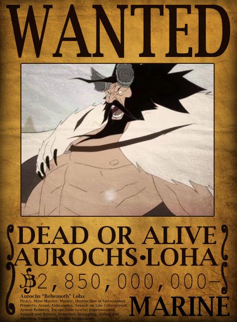 Wanted Board Auroch10