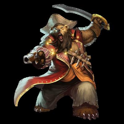 Feral Pirates (NPC) Fp010