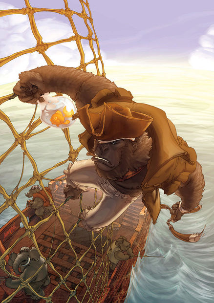 Feral Pirates (NPC) Fp610