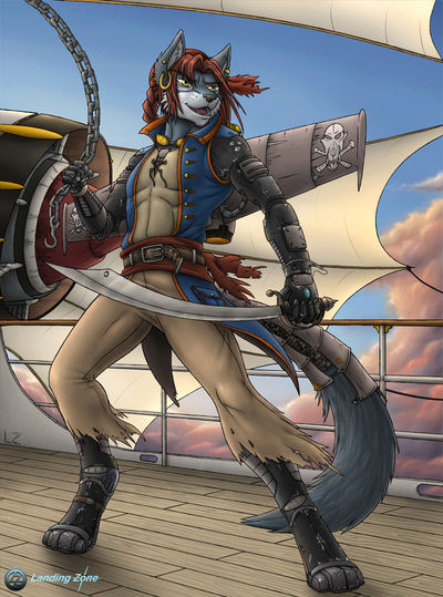 Feral Pirates (NPC) Fp910