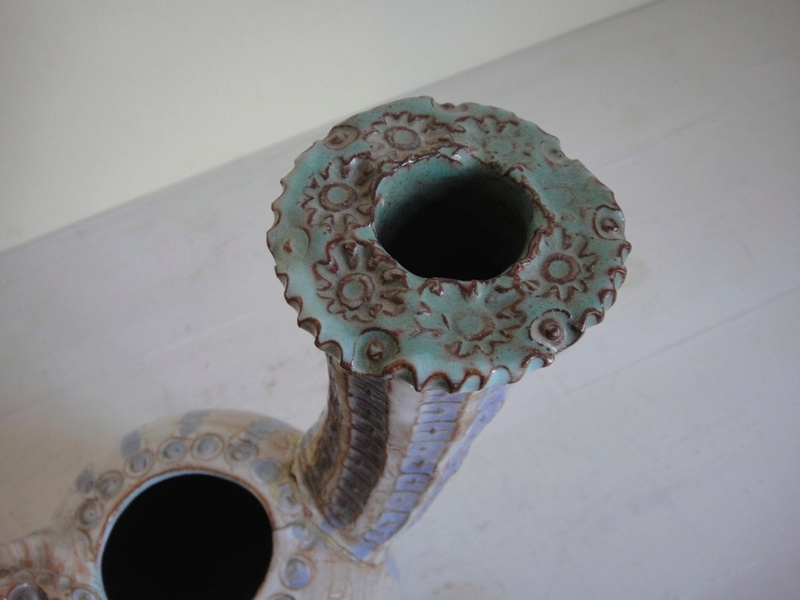 Weird Fish come Serpent Vase Thing?? Dsc01914